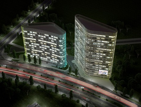 WESTGATE SPLIT BUSINESS TOWERS