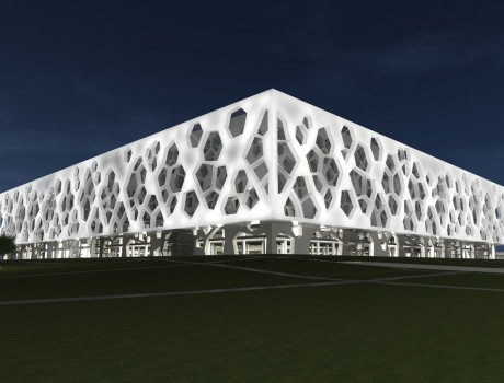 KAJZERICA CITY STADIUM
