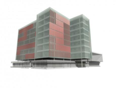 PODRAVKA OFFICE BUILDING – reconstruction