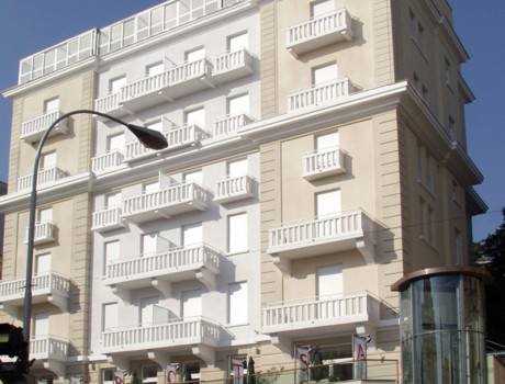 THE ASTORIA HOTEL – reconstruction