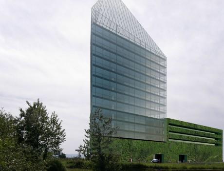 OFFICE BUILDING, JANKOMIR