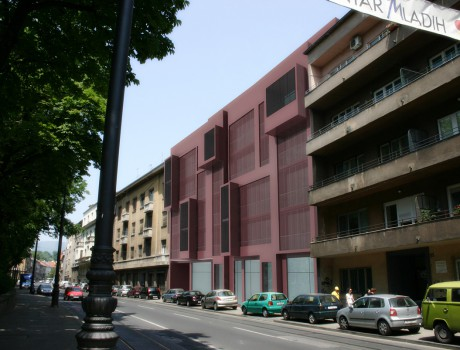 RESIDENTIAL-COMMERCIAL BUILDING,RIBNJAK