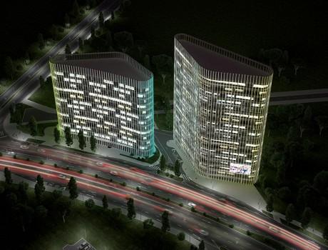 WESTGATE SPLIT BUSINESS TOWERS